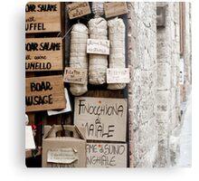 Salame - Tuscany Metal Print