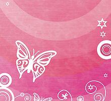 Enchantment Series - Pink by Jasna Bogdan