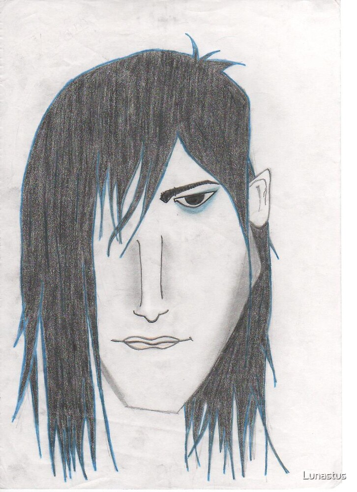 Another random guy... by Lunastus