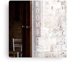 Rooms - Tuscany Metal Print