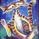 Socks the Cat by etourist