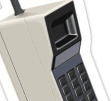 Vintage Wireless Cellular Phone Sticker