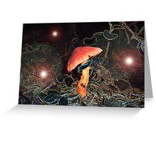 Beech Fairies Greeting Card