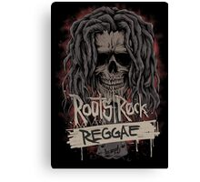 Bob Marley Roots, Rock, Reggae Canvas Print
