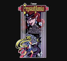 Crystalvania Womens Fitted T-Shirt