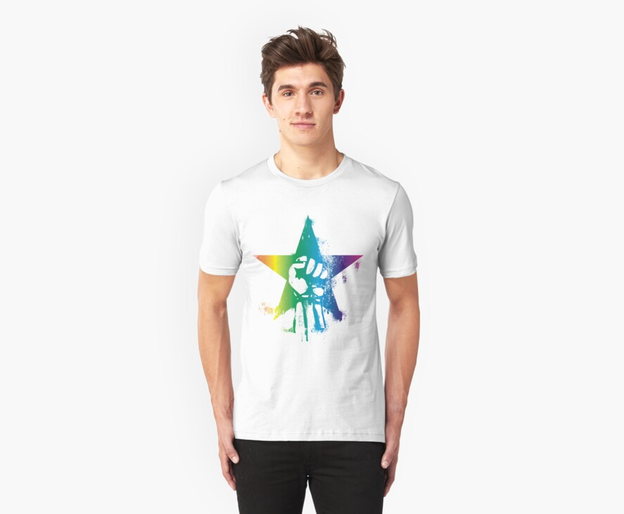 HIPPY REVOLUTION by Awesome Rave T-Shirts