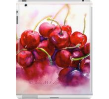 Cherries...Ripe iPad Case/Skin