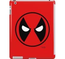 Hero Circles - Deadpool iPad Case/Skin