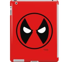 Hero Circles - Deadpool iPad Case/Skin