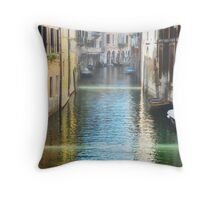 slight light Throw Pillow