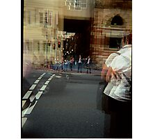 Ghost Street Photographic Print