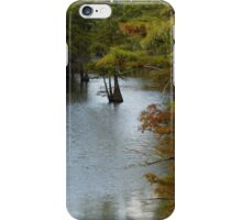 Crooked Old Creek iPhone Case/Skin