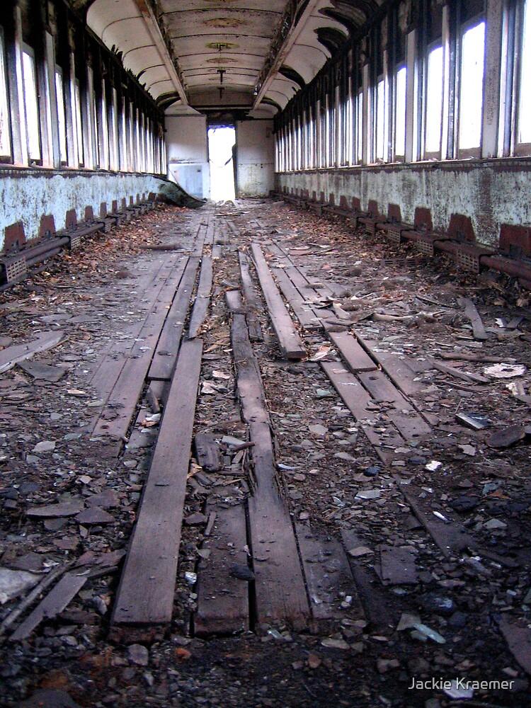 Ghost Train by Jackie Kraemer