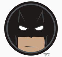 Hero Circles - Batman by jimcwood