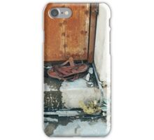 Sandals iPhone Case/Skin