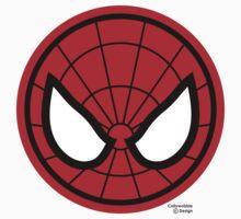 Hero Circles - Spidey by jimcwood