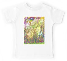 Tree woman, we all come from the Earth Kids Tee