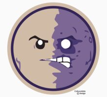 Hero Circles - Two Face by jimcwood