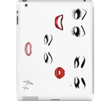 The Top Three - Minimalist Queens iPad Case/Skin
