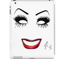 Bianca Del Rio - Minimalist Queens iPad Case/Skin