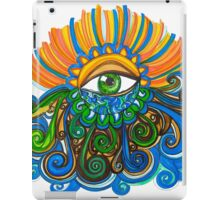 Flowing Eye iPad Case/Skin