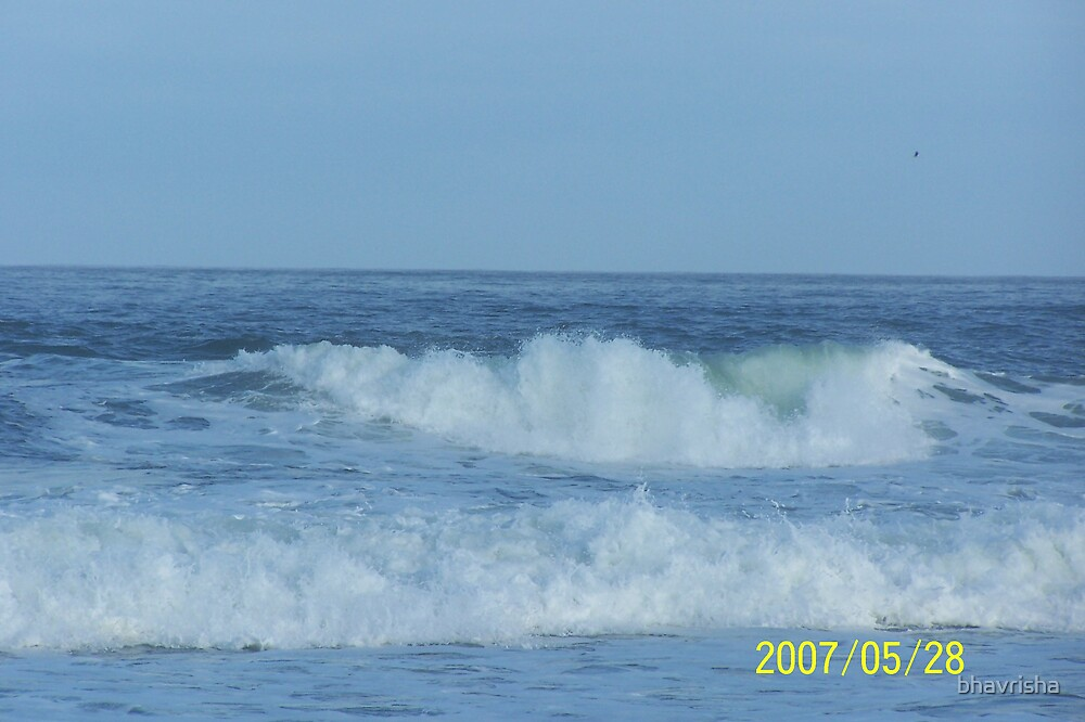 waves by bhavrisha