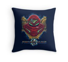 Pacific Hunt Throw Pillow