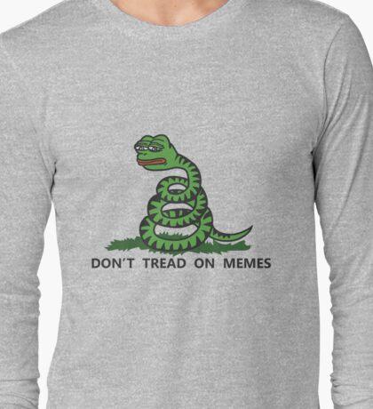 MeMe Long Sleeve T-Shirt