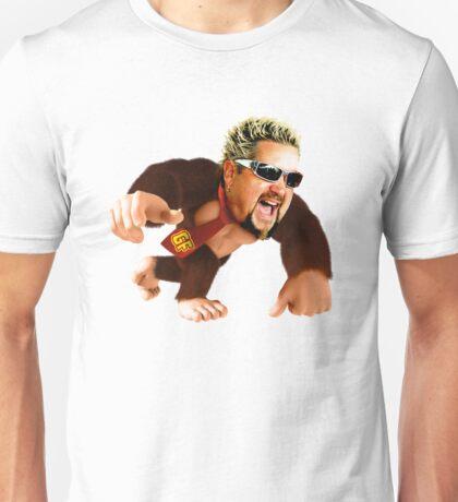 Guy Fieri Donkey Kong Unisex T-Shirt