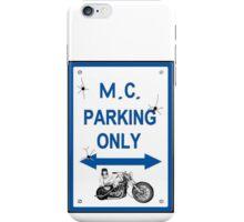 M.C. Parking 5 iPhone Case/Skin