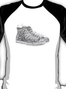 type shoe T-Shirt
