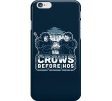 Crows before Hos iPhone Case/Skin