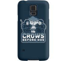 Crows before Hos Samsung Galaxy Case/Skin