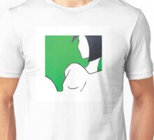 apple green. Unisex T-Shirt