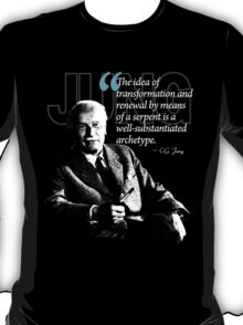 A Quote from Carl Gustav Jung Quote #16 of 50 available T-Shirt