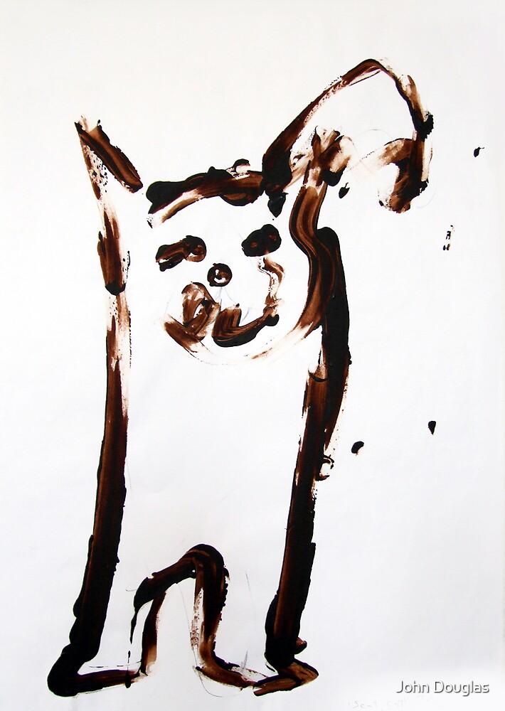 Scat, Cat! 46 by John Douglas