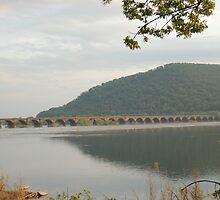Rockville Bridge Built in 1902 by melaniep03