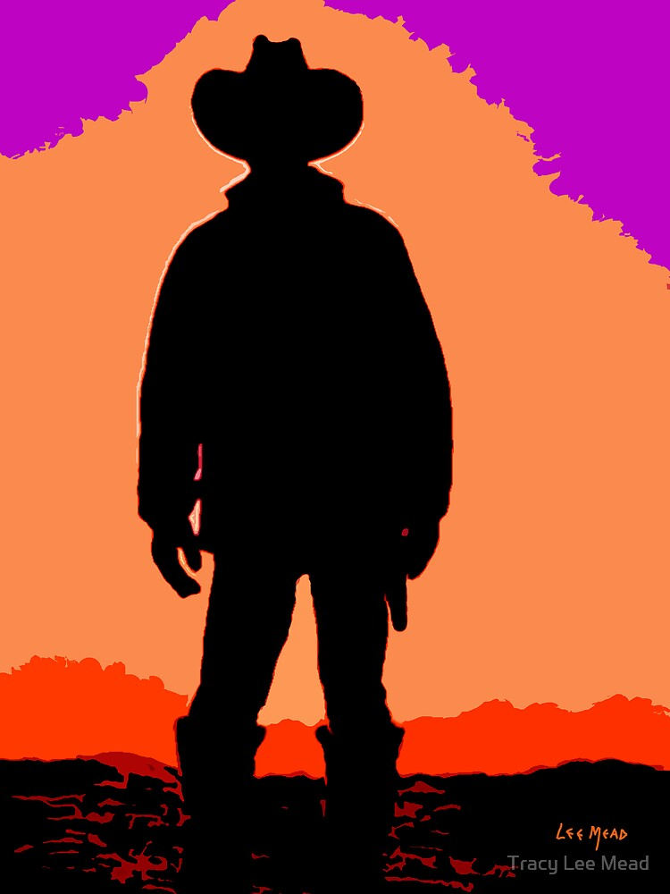 One Tall Cowboy by Tracy Lee Mead