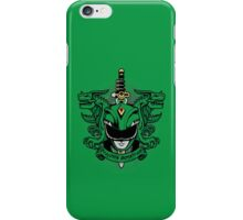 Viridis Draconis monstrum iPhone Case/Skin