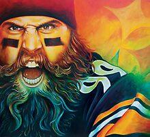 """""""Fear Da Beard"""" by Spillman"""