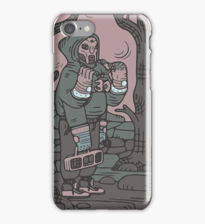 MF Doom - Metal Fingers iPhone Case/Skin