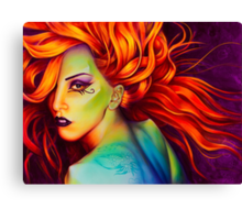 """Mother Monster"" Canvas Print"