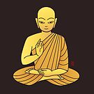 Golden Monk by 73553