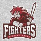 Fantasy League Fighters by Brandon Wilhelm
