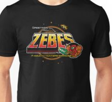 Greetings from Zebes! T-Shirt