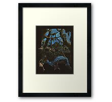 The Adventurer Framed Print