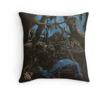 The Adventurer Throw Pillow