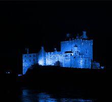 Eilean Donan Castle by GUS MACDONALD