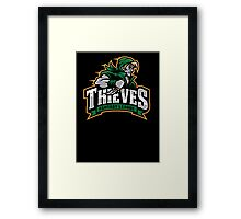 Fantasy League Thieves Framed Print