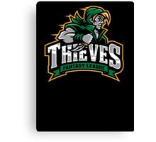 Fantasy League Thieves Canvas Print
